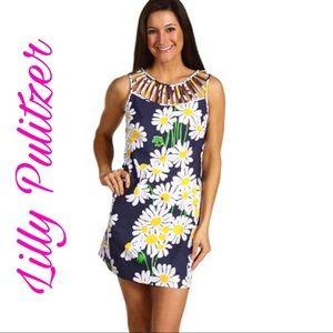 Lilly Pulitzer Daisy & Ladybug Ricci Shift Dress
